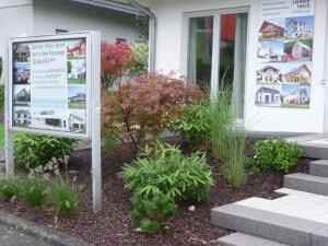 Schaugarten Musterhausaustellung