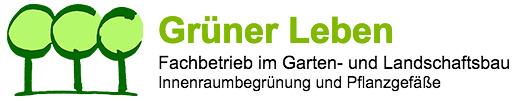 Grüner Leben Logo