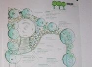Ausführungsplanungen einer Gartenanlage